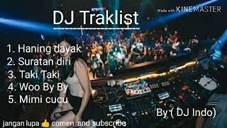 DJ HANING DAYAK TERBARU 2019 REMIX FULL BASS