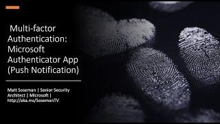 MFA: Use Microsoft Authenticator instead of SMS for 2FA screenshot 5
