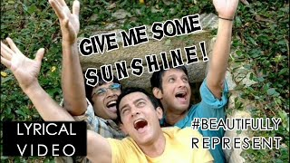 GIVE ME SOME SUNSHINE LYRICAL VIDEO   3Idiots  AamirKhan SharmanJoshi R.Madhavan