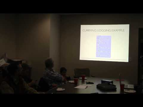 "Salt Lake Perl Mongers - Scott Wiersdorf ""Functional Programming with Perl"""