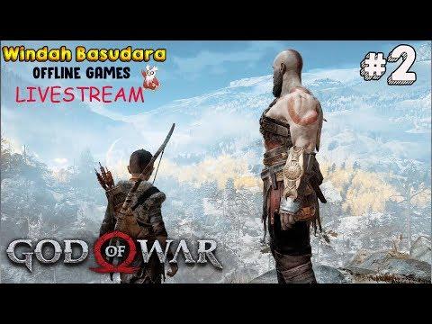 [🔴] REPLAY Namatin God Of War 4 - Kratos Udah Tua? #2