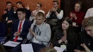 """видео: Региональныи этап """"Лиги дебатов"""""""