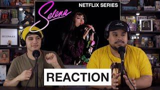 Introducing Christian Serratos as Selena Quintanilla (Reaction)