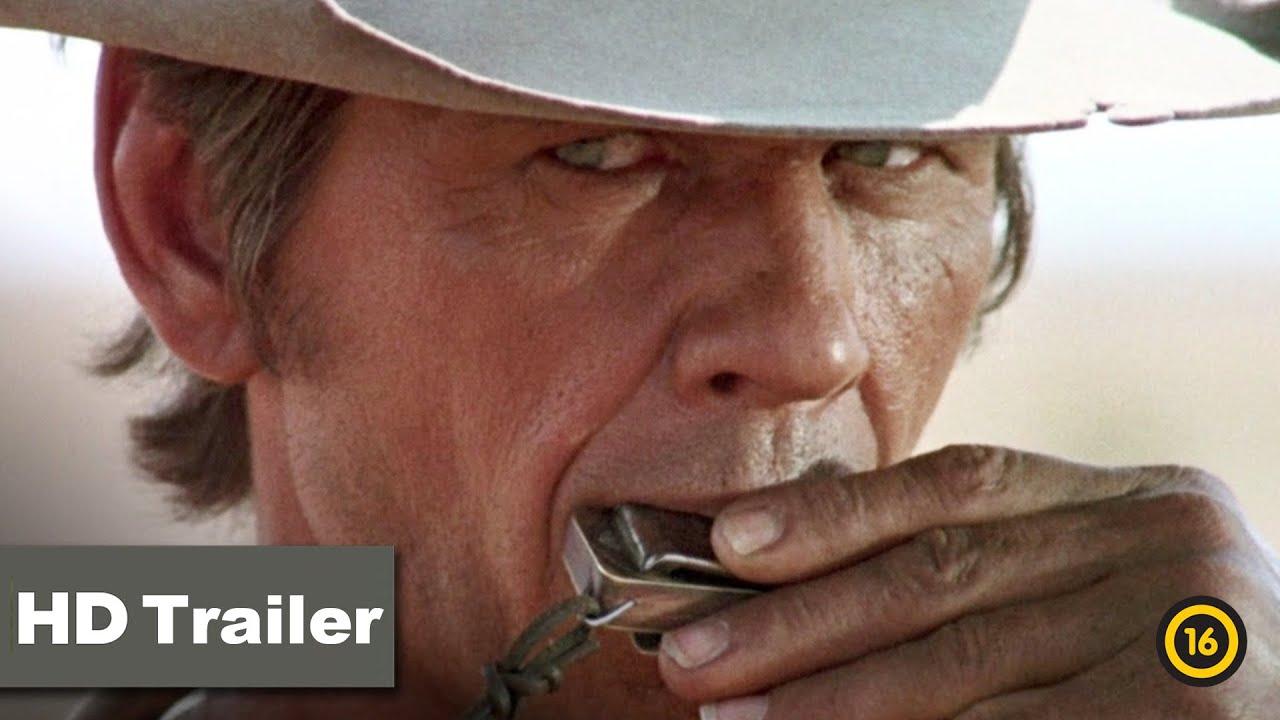 Volt egyszer egy vadnyugat (16) - Szeptember 24-től újra mozivásznon! Feliratos HD előzetes, trailer