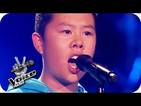 Wolfgang Amadeus Mozart - Der Hölle Rache (The Anh) | The Voice Kids 2016 | Blind Auditions | SAT.1