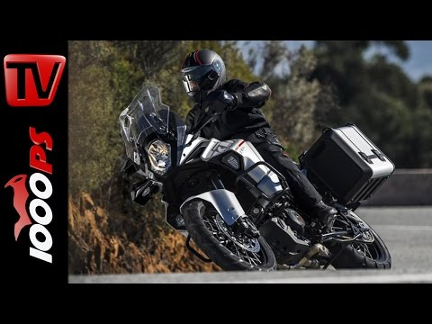 KTM 1290 Super Adventure 2015 | Technische Daten-Leistung-Features