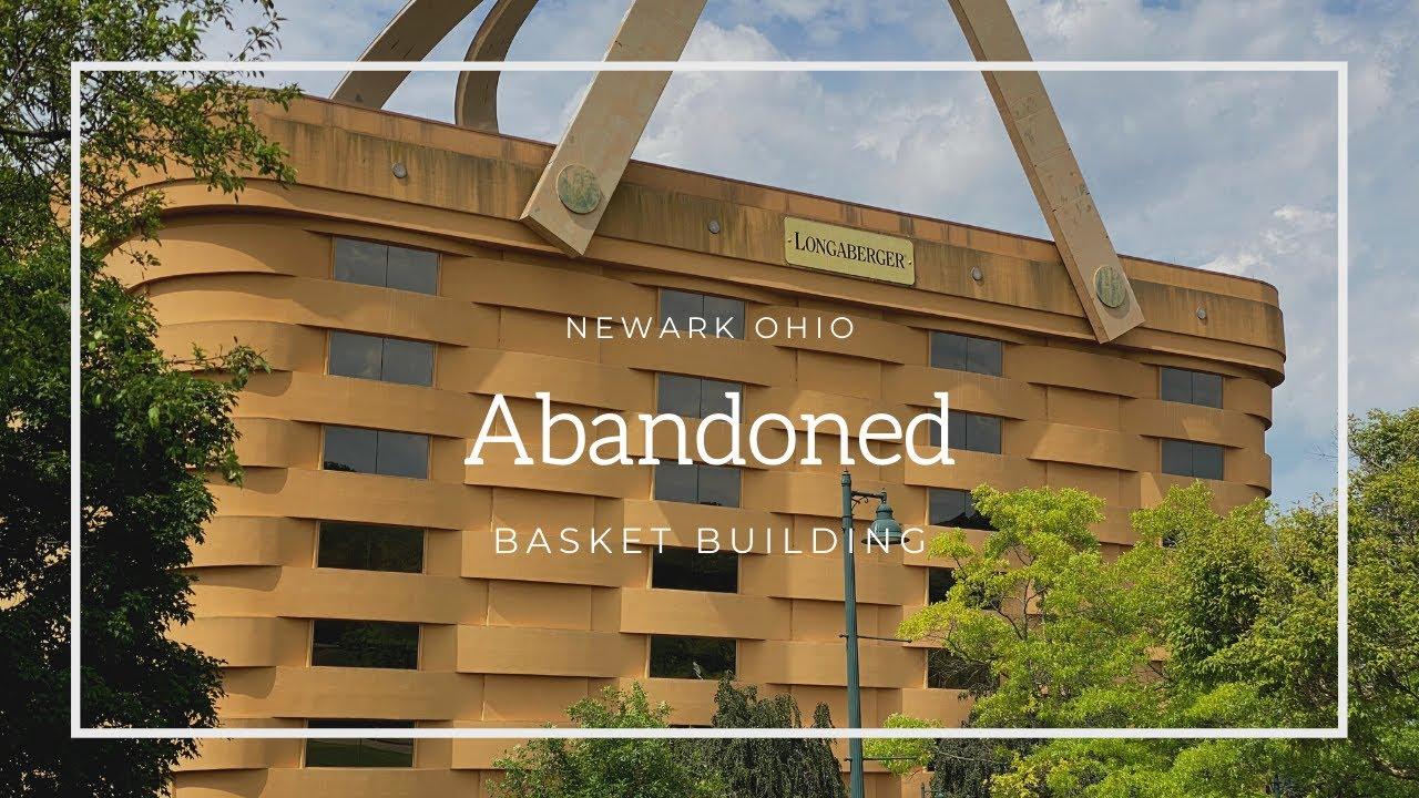 Giant Basket Building ABANDONED Newark Ohio