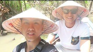 Boats, Crocodiles and Floating Markets | Mekong Delta, Vietnam