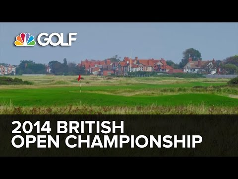 'Live From Royal Liverpool' - 2014 British Open Championship