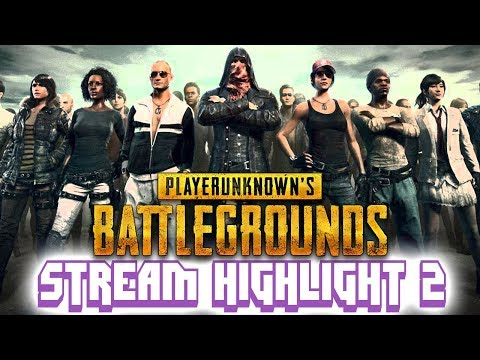 The Carry Is Real   PUBG Stream Highlight 2