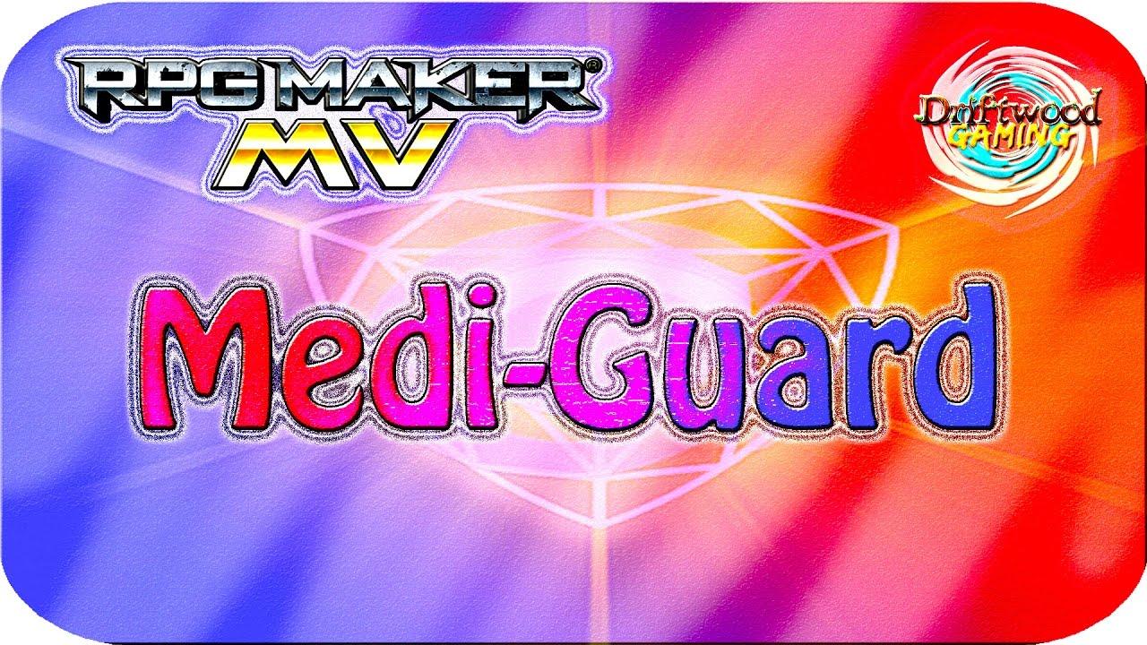 RPG Maker MV Tutorial - MediGuard - Special Request Tutorial - Weapon  Unleash Plugin - RPGMMV - RMMV