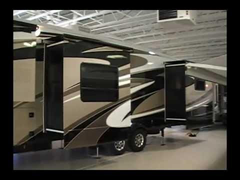 2012 Montana BIG SKY 3750FL RV  YouTube