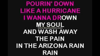 Watch 3 Of Hearts Arizona Rain video