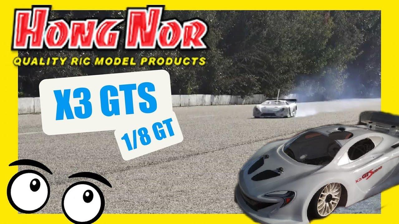 Hong Nor Spain GT Team - Estreno - Cupón descuento descripción