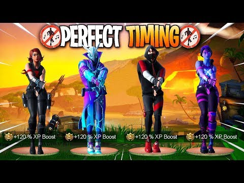 TOP 200 PERFECT TIMING MOMENTS IN FORTNITE