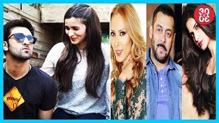 Ranbir Turns Chef For Alia, Katrina-Salman-Lulia Party Under One Roof