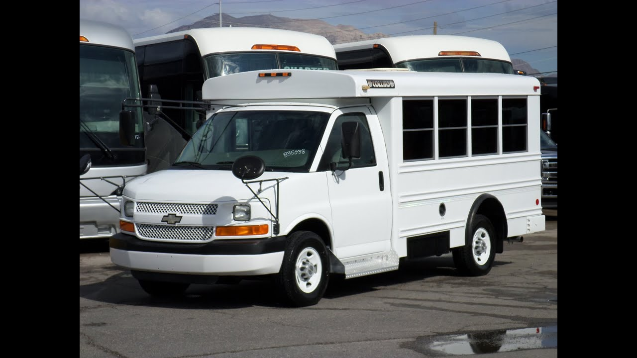 Used Bus For Sale