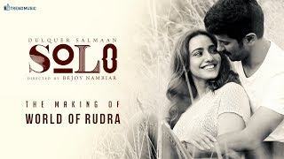 The Making Of Solo World of Rudra | Dulquer Salmaan, Bejoy Nambiar | Trend Music