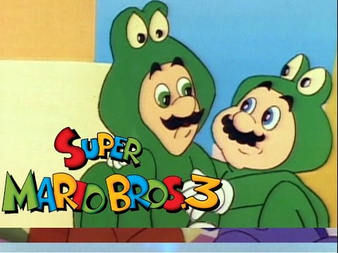 Adventures of Super Mario Bros 3 111 - Mush Rumors // The Ugly Mermaid