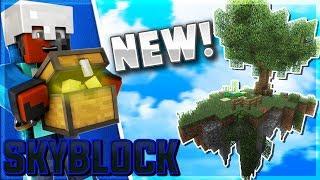 A NEW START! - Minecraft PE SkyBlock EP.1 - Minecraft PE (Pocket Edition)
