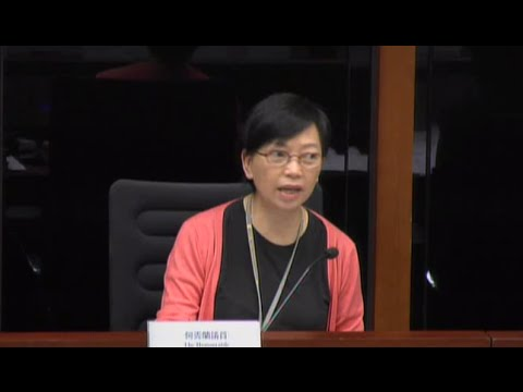 Special meeting of Panel on Environmental Affairs (Pt 3) (2013/06/01)
