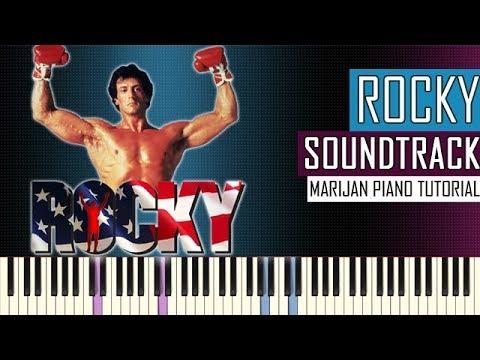 How To Play: Rocky - Soundtrack Main Theme   Piano Tutorial