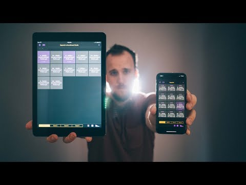 HOW TO PLAY AMBIENT WORSHIP PADS ON AN IPHONE OR IPAD