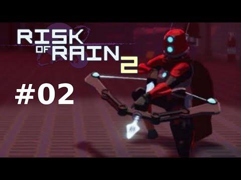 Risk Of Rain 2 #02 Das Schicksal Nimmt Nichts, Was Es Nicht Gegeben Hat.