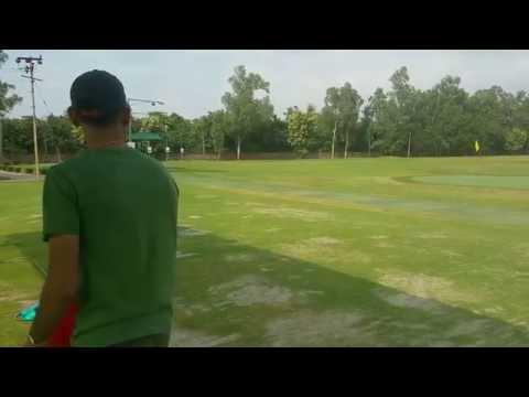 Professional Disc Golf Demo at HGC