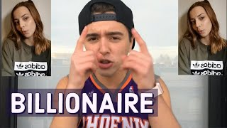 Download Lagu Travis McCoy, Bruno Mars - Billionaire (Benjamin Depasquali & Francesca Cover) mp3