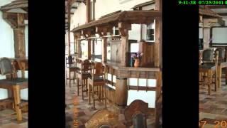 Мебель из массива дерева с эффектом старения(Изготовление мебели из массива сосны с эффектом старения., 2014-01-05T00:05:09.000Z)