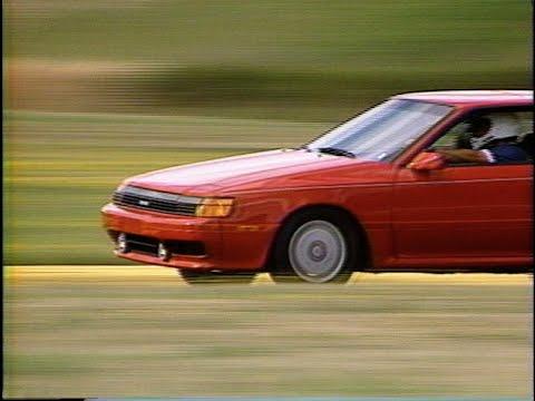 1988 Toyota Celica All-Trac | Retro Review - YouTube