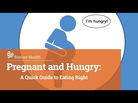 Pregnant and Hungry: A Quick Guide to Eating Right