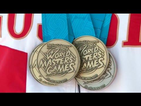 Бийчанин стал трёхкратным чемпионом «Олимпиады мастеров» (Будни, 19.05.17г., Бийское телевидение)