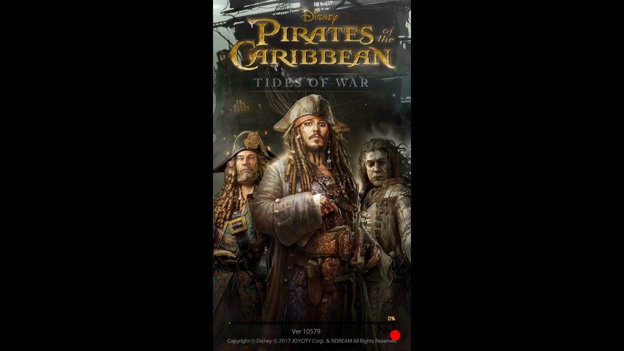 pirates of the caribbean tides of war mod apk