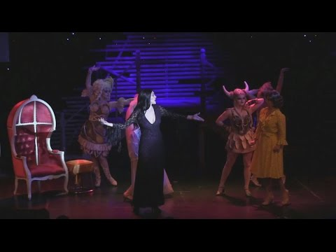 """""""Secrets"""" The Addams Family - The New Musical Comedy"""