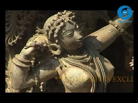 THE SCULPTURE OF INDIA EPI 21 FILIGREE IN STONE THE HOYSALA TEMPLES