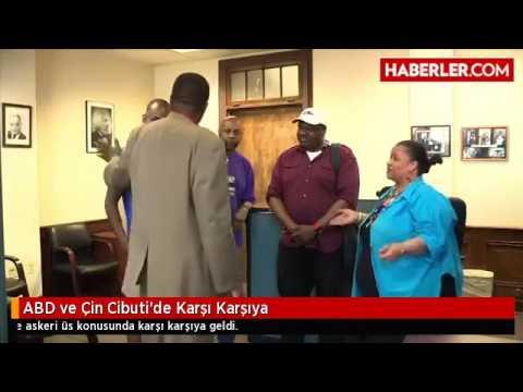 ABD Ve Çin Cibuti'de Karşı Karşıya
