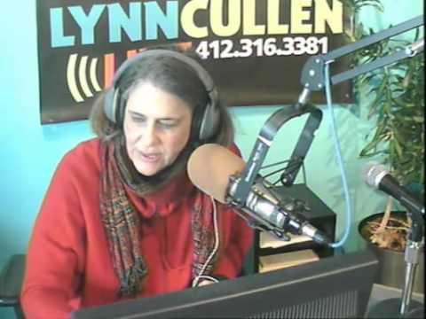 Lynn Cullen Live 2/26/14
