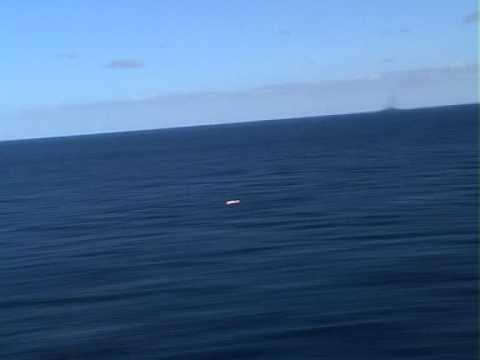Kongsberg NSM anti-ship missile test