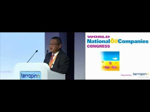 National Oil Companies Conference - Phillipines National Oil Company -  Antonio Cailao