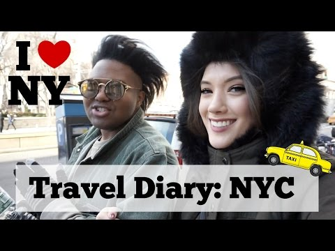 TRAVEL DIARY: NEW YORK CITY | Blair Fowler
