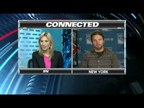 Rick Nash discusses trade process