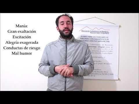 Vídeo. Generalidades del Trastorno Bipolar.