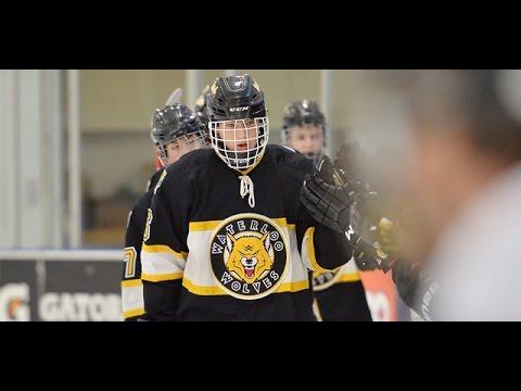 2016 OHL Cup  :::  2000 M Midget :   Waterloo Wolves vs Niagara North Stars 6-4