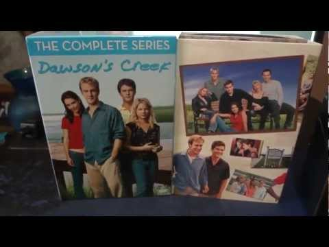 unboxing-dawson´s-creek-the-complete-series-box-set