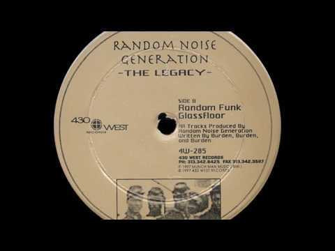 Random Noise Generation - Glassfloor [430 West]