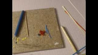 Quilling 101..  (Paper crafting)