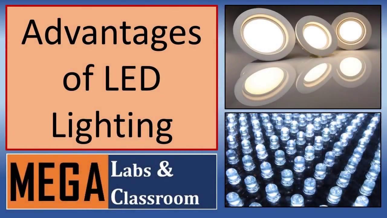 Top Advantages of LED Lighting / LED Lighting / Advantage ...
