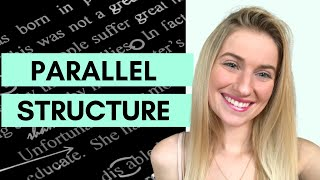 PARALLEL STRUCTURE | SAT, ACT, GMAT Tips & Tricks | Prep For Success